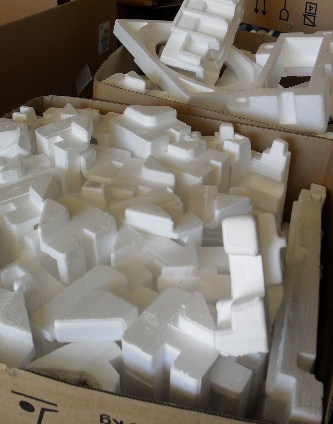 Polystyrene Expanded Scrap
